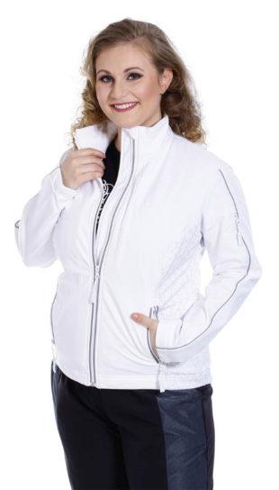 Dámska priedušná softshellová bunda XXL