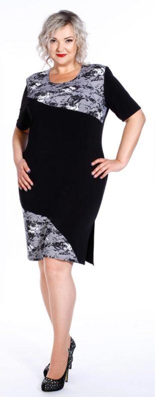 Elegantné puzdrové šaty Maxana Digy