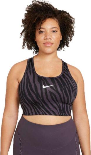 Športová podprsenka Nike plus size z kvalitného funkčného materiálu