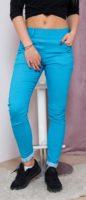 Dámske úzke nohavice XL